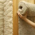 """Erfolgsprojekt """"Haus im Wollkleid"""" - Isolena Naturfaservlies"""