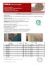 technický list Isolena Premium