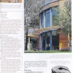 článek v časopise Pekné bývanie