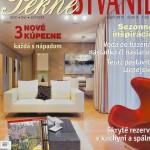 časopis Pekné bývanie titulní strana
